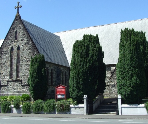 Taranaki Cathedral of St Mary
